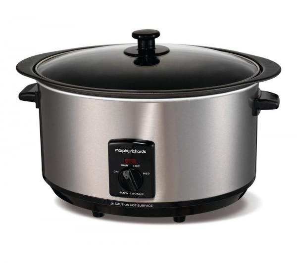 Слокукър Morphy Richards 48705, 6,5L