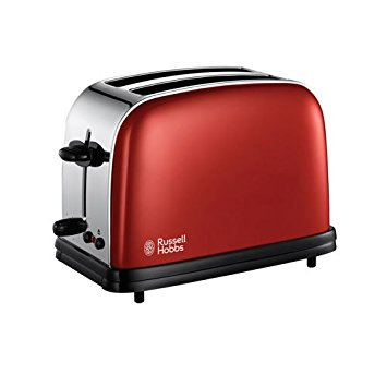 Тостер за 2 филии хляб Russell Hobbs Colours 18951, 1200W