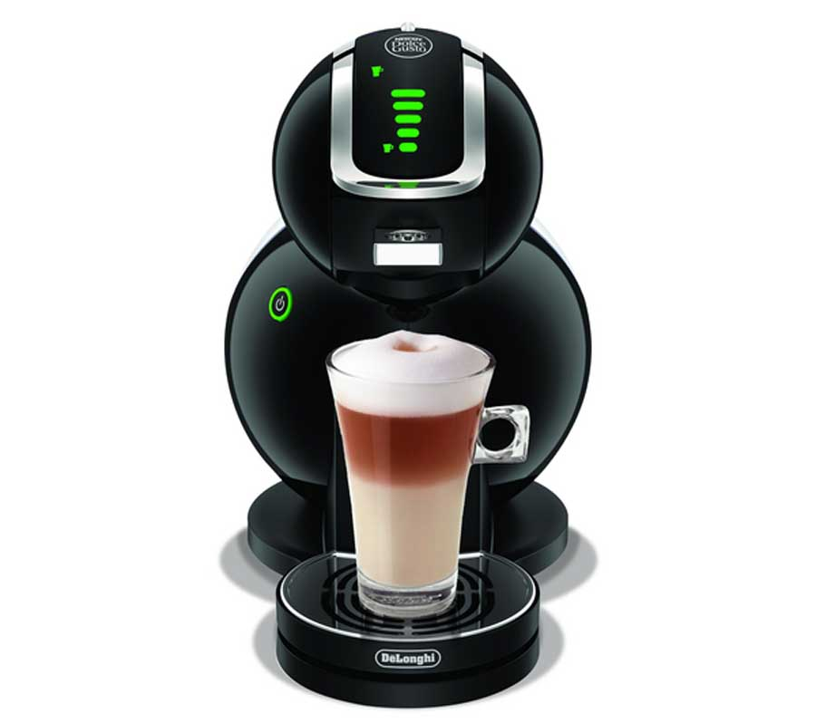 Кафемашина Delonghi Dolce Gusto EDG625B Melody 3 Play & Select