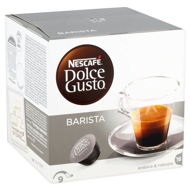 Капсули Dolce Gusto BARISTA