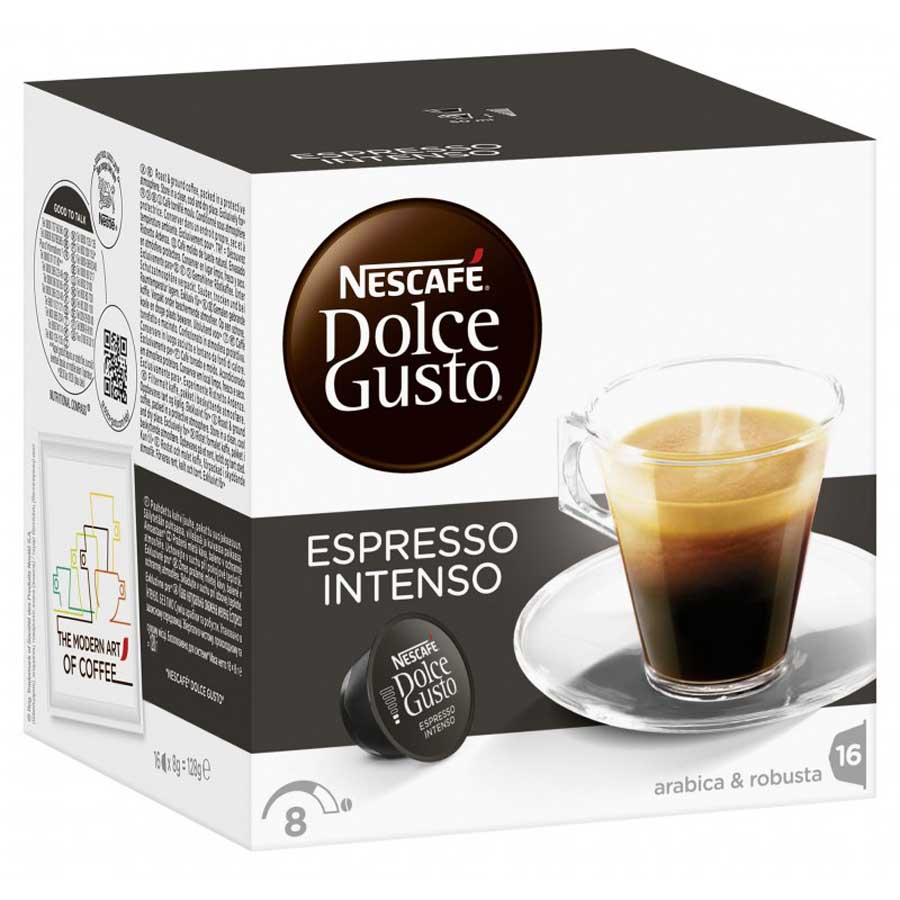 Капсули Dolce Gusto ESPRESSO INTENSO