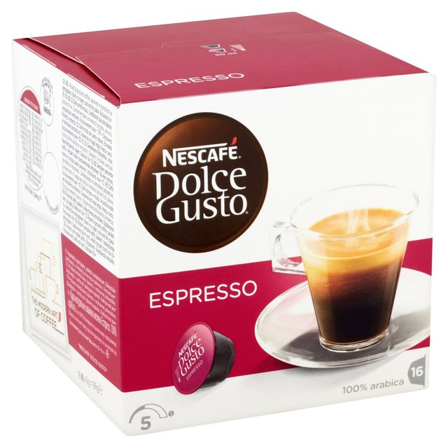 Капсули Dolce Gusto ESPRESSO