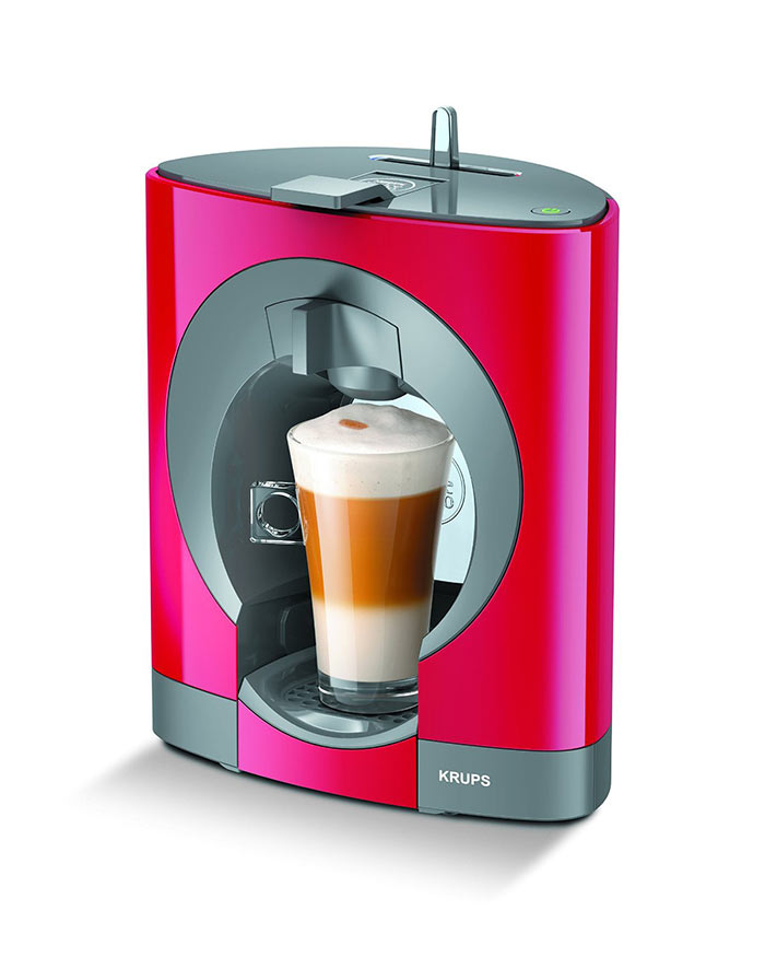 Кафемашина с капсули Dolce Gusto Krups Oblo KP1105 / 15bar