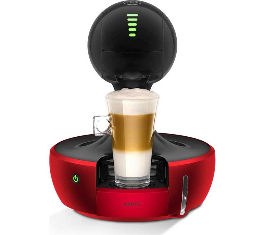 Кафемашина Krups Dolce Gusto Drop KP3505 / 15 bar