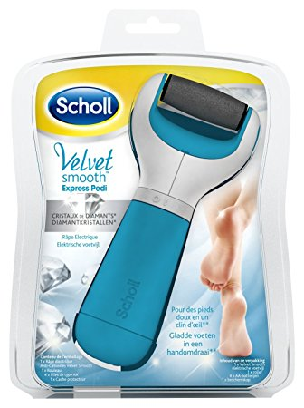 Ел. диамантена пила Scholl Velvet Smooth Express Pedi