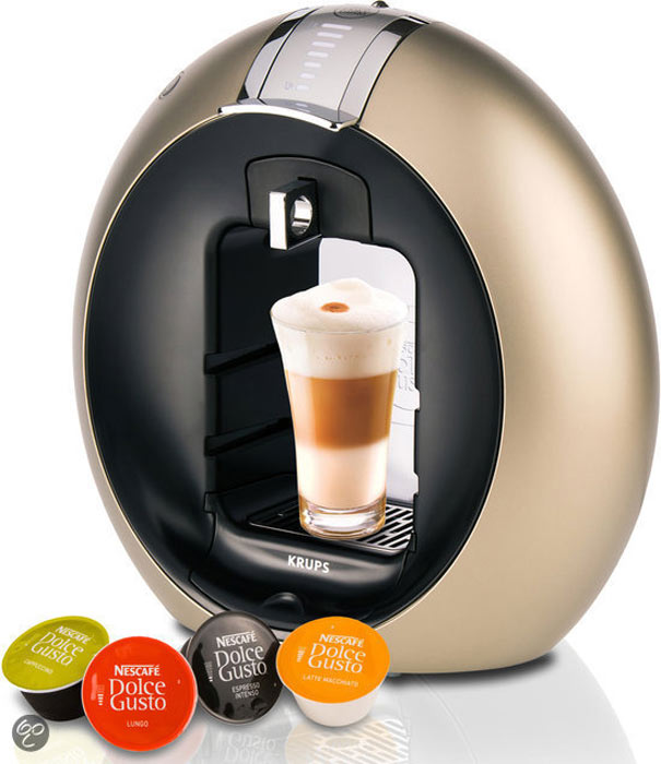 Кафемашина Krups Dolce Gusto Circolo FlowStop KP510T