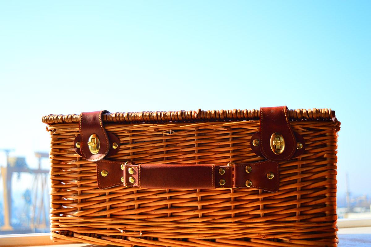 Пикник кошница за 6 души