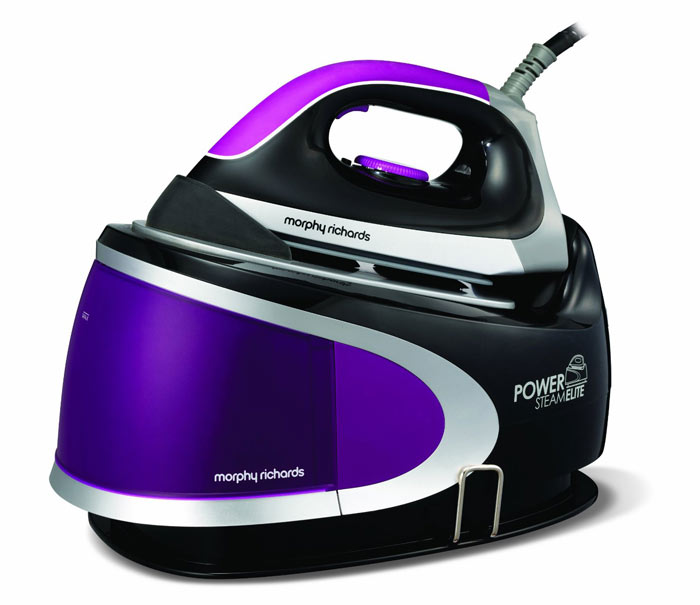 Ютия Morphy Richards Steam Elite 42223 / 2400W / 4,5bar