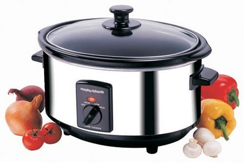 Слоукукър Morphy Richards 48710A 3,5 литра
