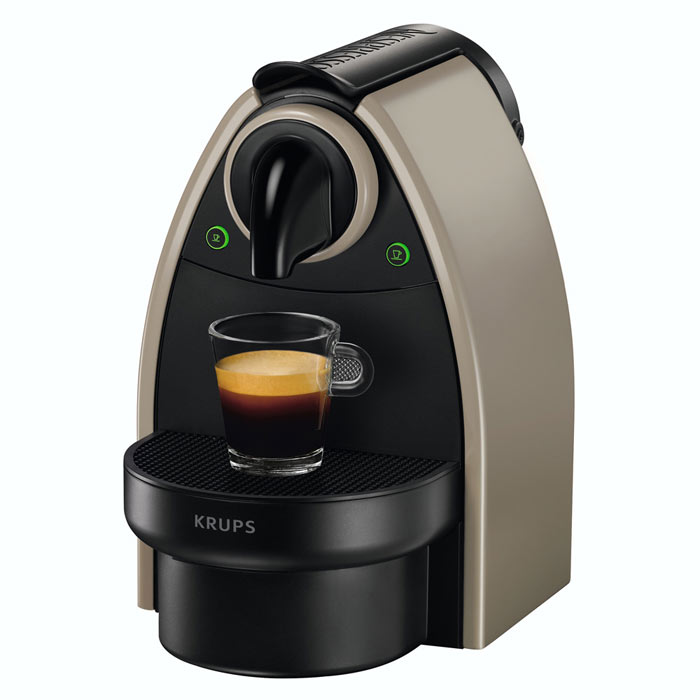 Кафемашина Krups Nespresso Essenza XN2140/XN2104 / 19bar