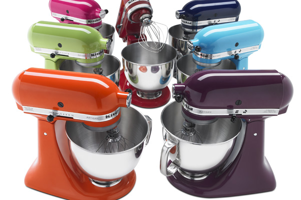 KitchenAid-stand-mixer